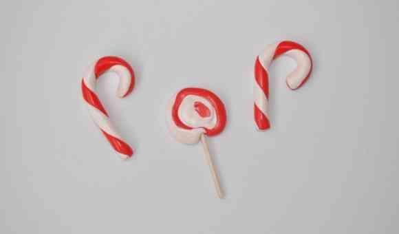 adornos para navidad arcilla polimerica