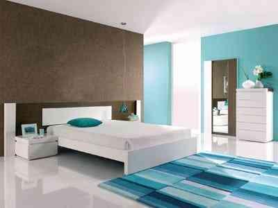 Dormitorios Combinando Colores Parte I - Combinacion-colores-habitacion