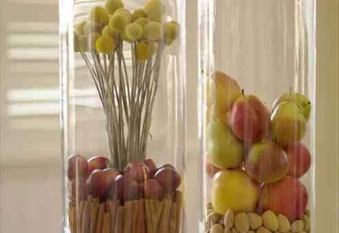 Decorar Con Frutas Y Verduras