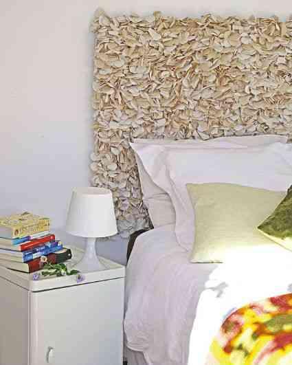 Ideas para decorar el cabecero de la cama - Como decorar cabeceros de cama ...