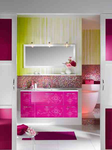 decoracion del baño