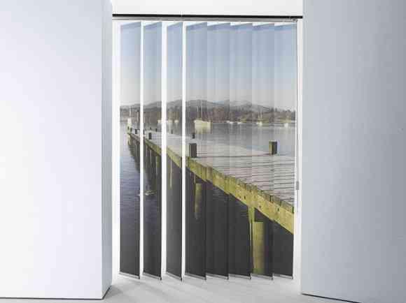 Lamas verticales fotograficas CortinaBoutique