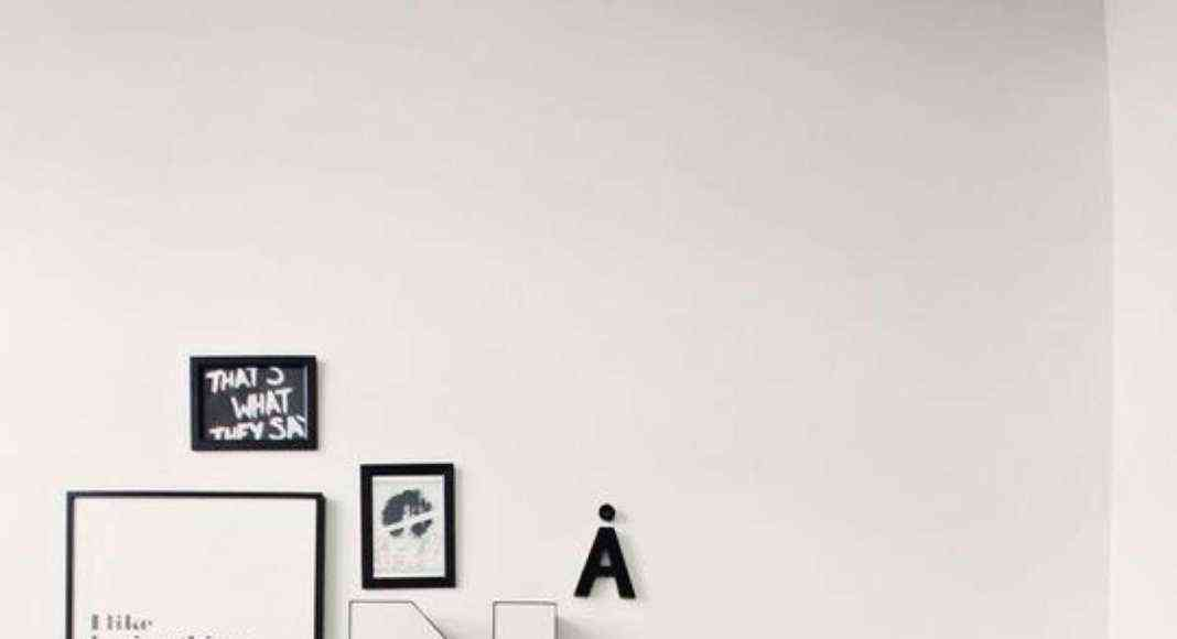 decorar con letras en relieve