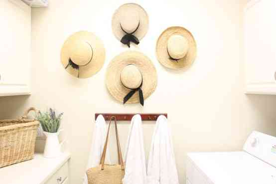 decorar con sombreros