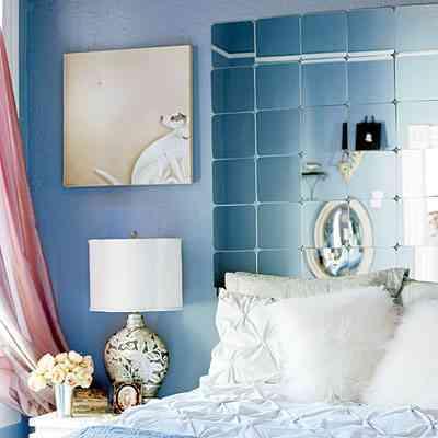 los espejos en la decoracin de dormitorios se pueden utilizar de muchas formas divertidas originales o puramente estticas