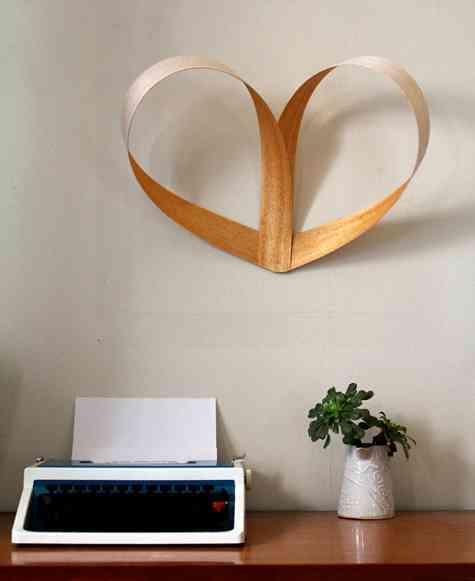 corazon de madera
