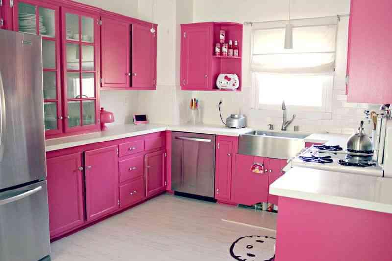 Decorar la cocina con Kitty