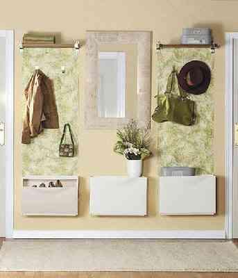 Decorar un recibidor con poco espacio - Decorar un recibidor ...
