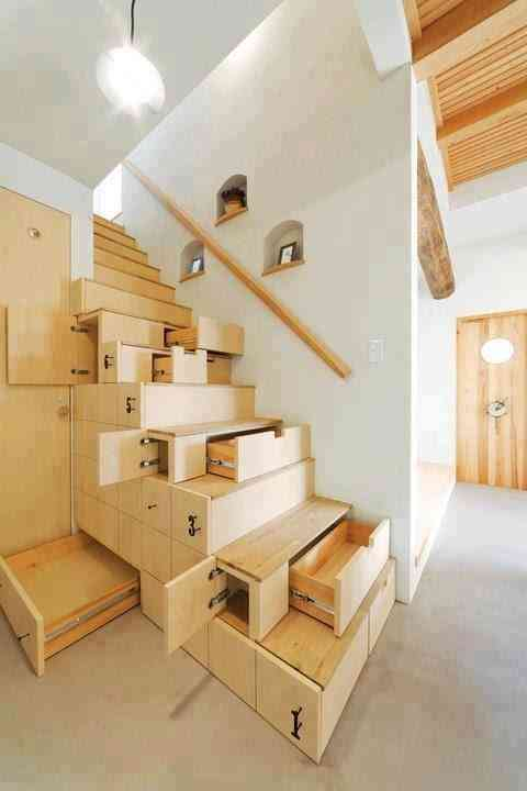 escaleras funcionales