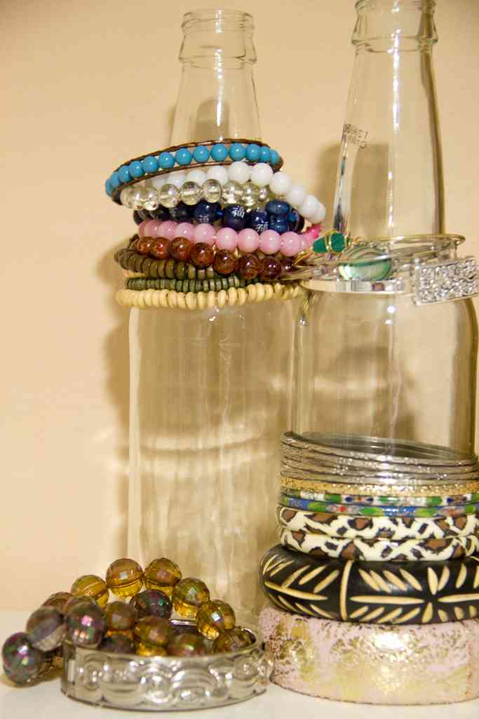 glass bottles for jewelry