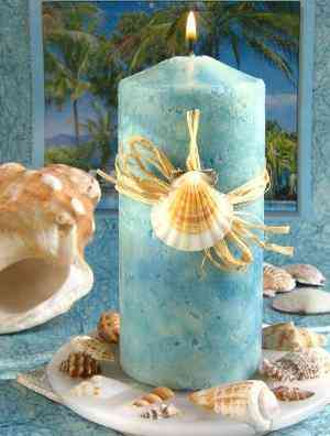 De De Mar Conchas Centro Decoraciones Mesas Con Para 7