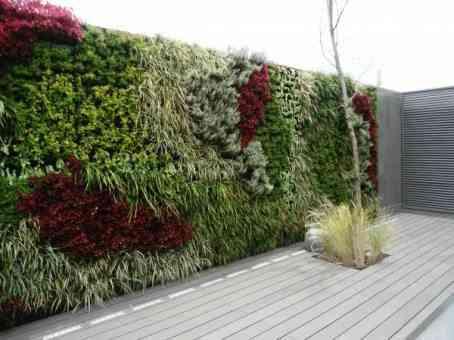 jardin mural