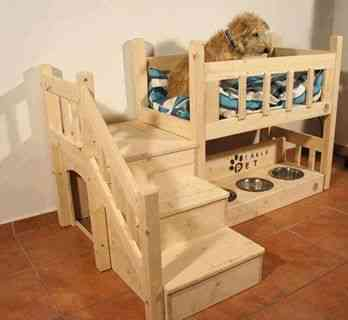 casita para el perro