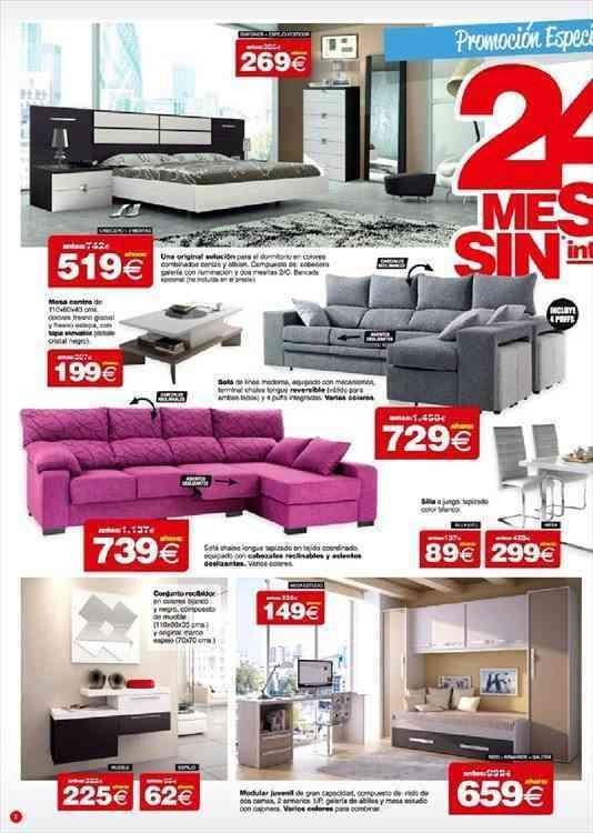 Muebles en oferta en Merkamueble