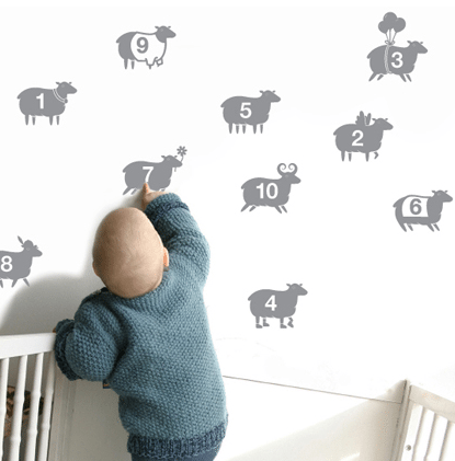 vinilos ovegas números
