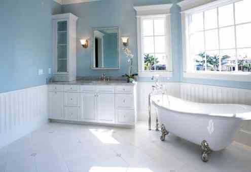 Como limpiar loa azulejos del baño