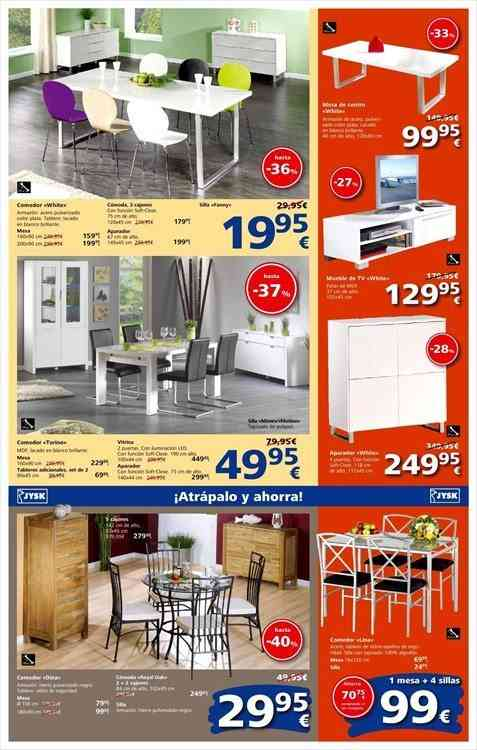 Catalogo de decoracion great madera carpintera y for Decoracion jysk