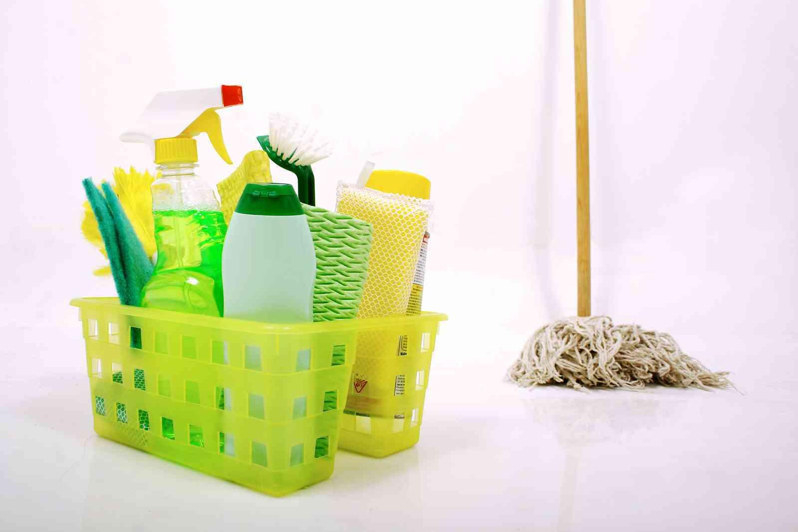 articulos de limpieza para el hogar