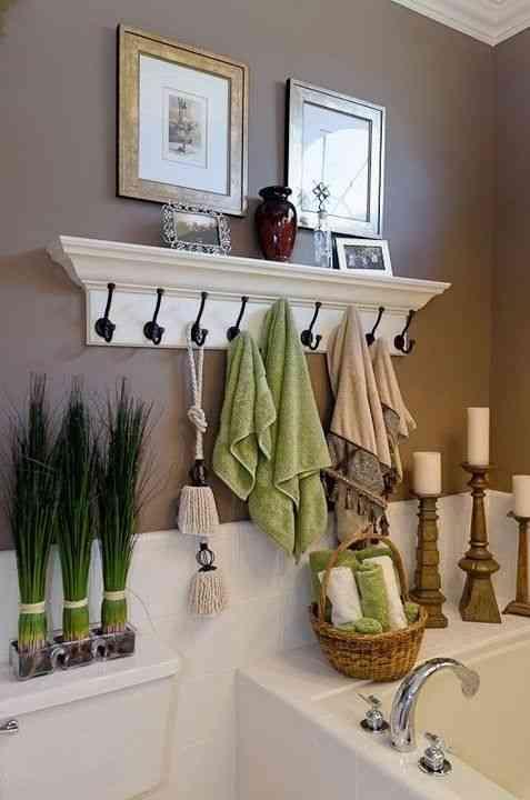 decorar baño