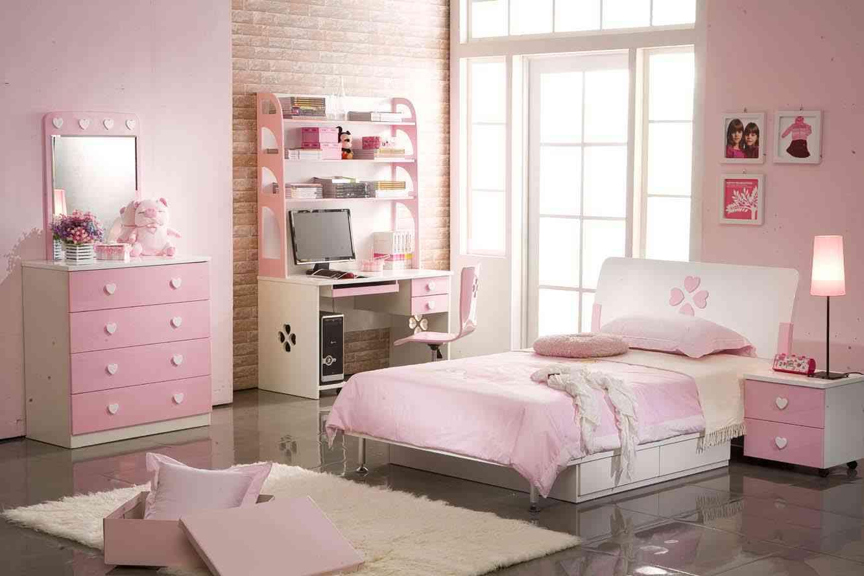 Dormitorio en color rosa - Dormitorios color rosa ...
