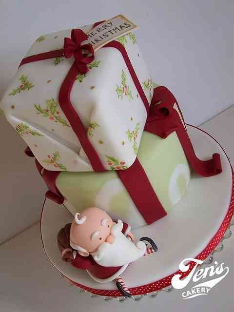 tortas navideñas 5