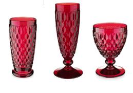 copas rojas - san valentin