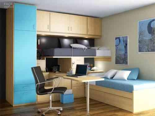 Muebles Para Dormitorios Juveniles F Cil Mobel