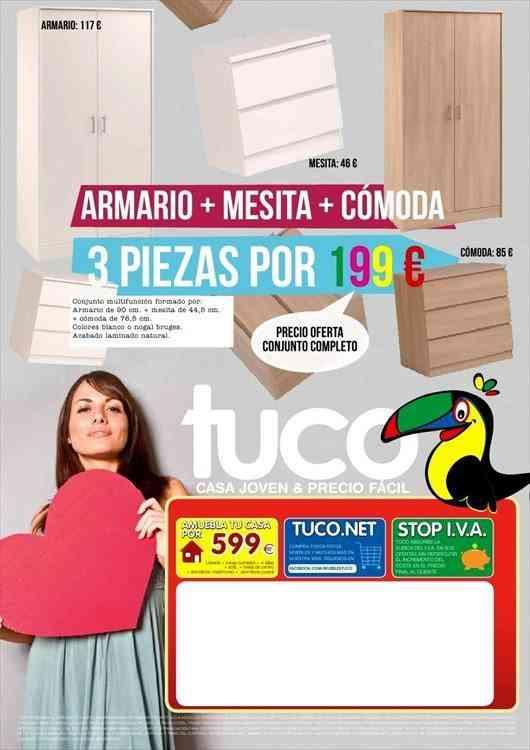 Muebles tuko dormitorios tuco 2013 - Muebles a 1 euro ...