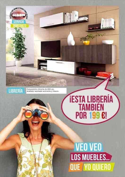 Rebajas de muebles tuco todo a 199 euros - Catalogo de muebles tuco ...