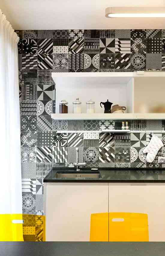 Ideas para decorar la cocina con azulejos - Decoracion azulejos cocina ...