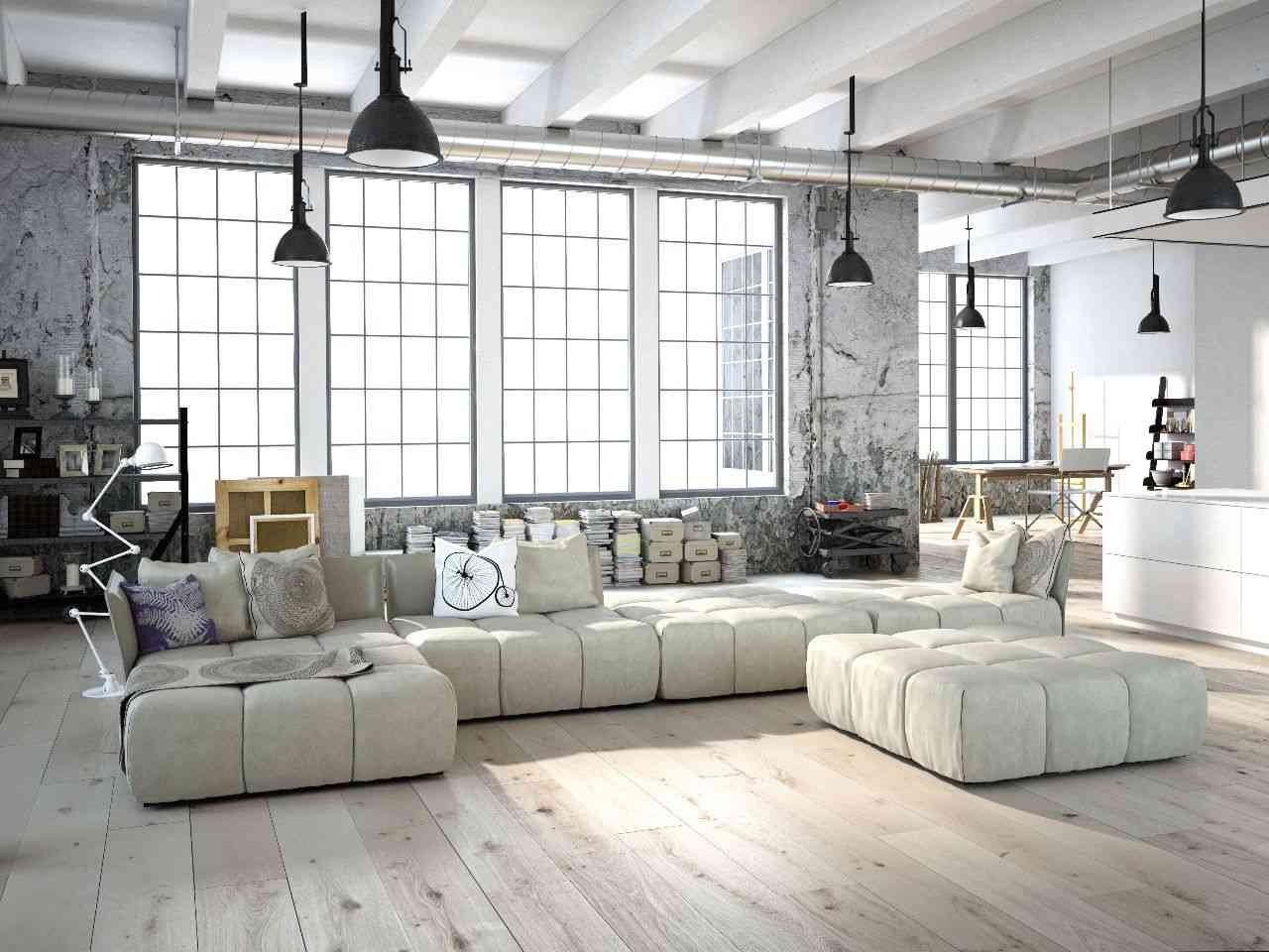 Ideas originales para decorar un loft con estilo