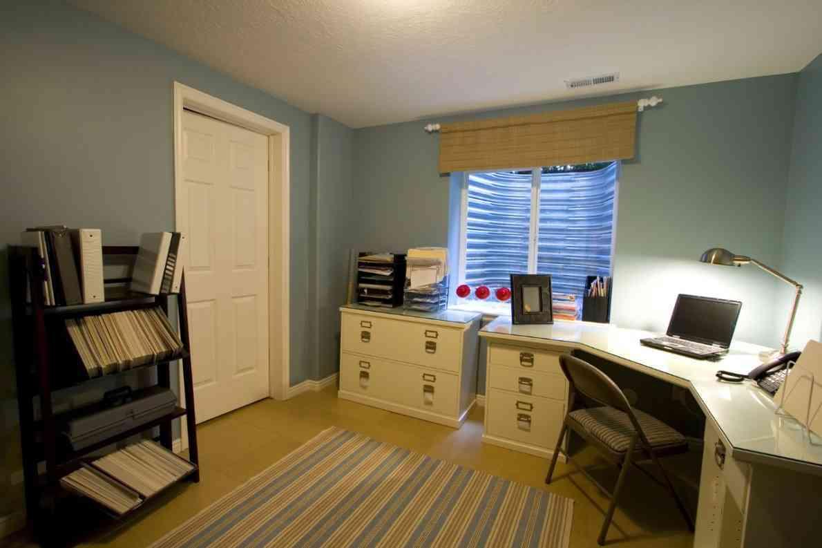 C mo decorar la oficina en casa for Aplicaciones de decoracion de interiores