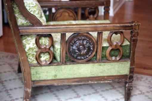 C mo limpiar muebles tallados for Limpiar armarios de madera