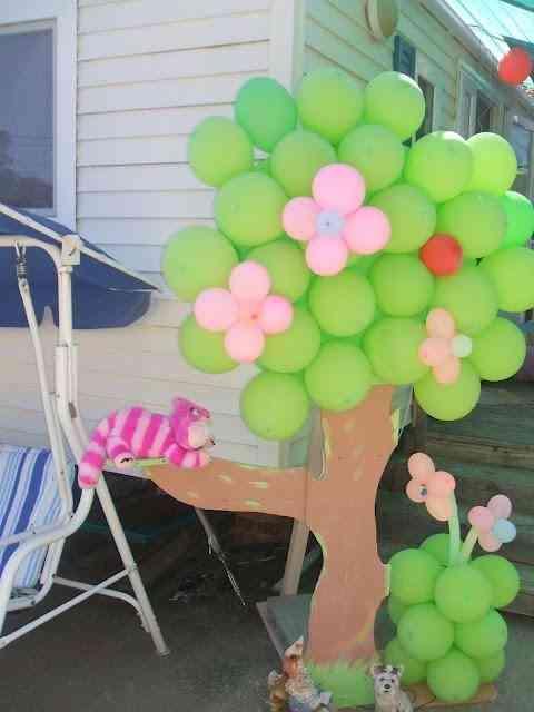 C mo decorar con globos una fiesta inolvidable - Bombas para decorar ...