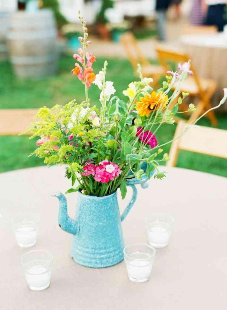 Centros de mesa para decorar que te encantar n - Centros para decorar mesas ...