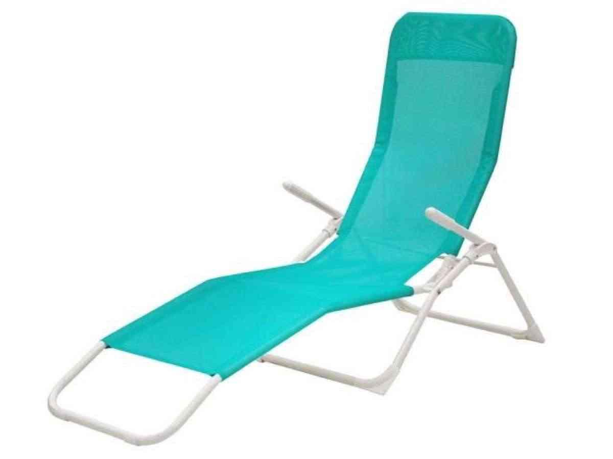 chaises longues pas cher