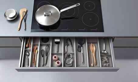 armarios de cocina - cajon de utensilios