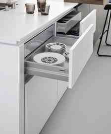 armarios de cocina extensibles blancos