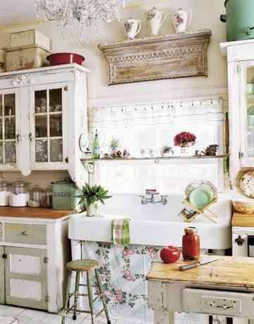 Decoracion Cocina Vintage | Ideas Para Cocinas Estilo Vintage
