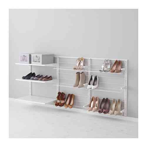 c mo hacer un organizador de zapatos barato y f cil. Black Bedroom Furniture Sets. Home Design Ideas