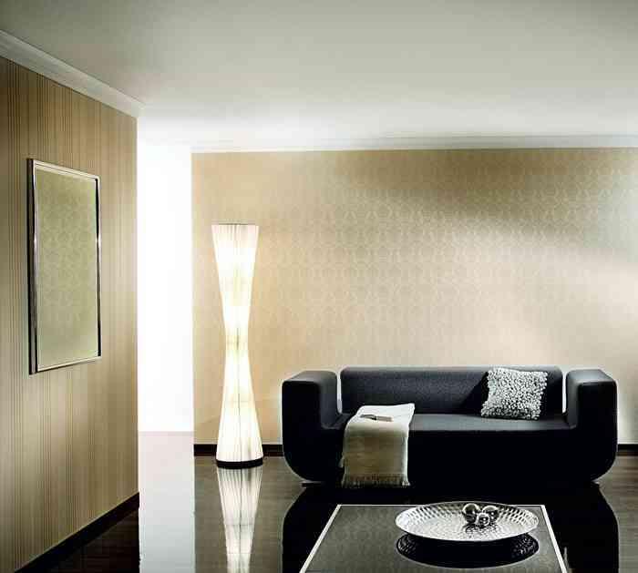 Ideas modernas para decorar las paredes actual zate - Papel para decorar paredes modernos ...