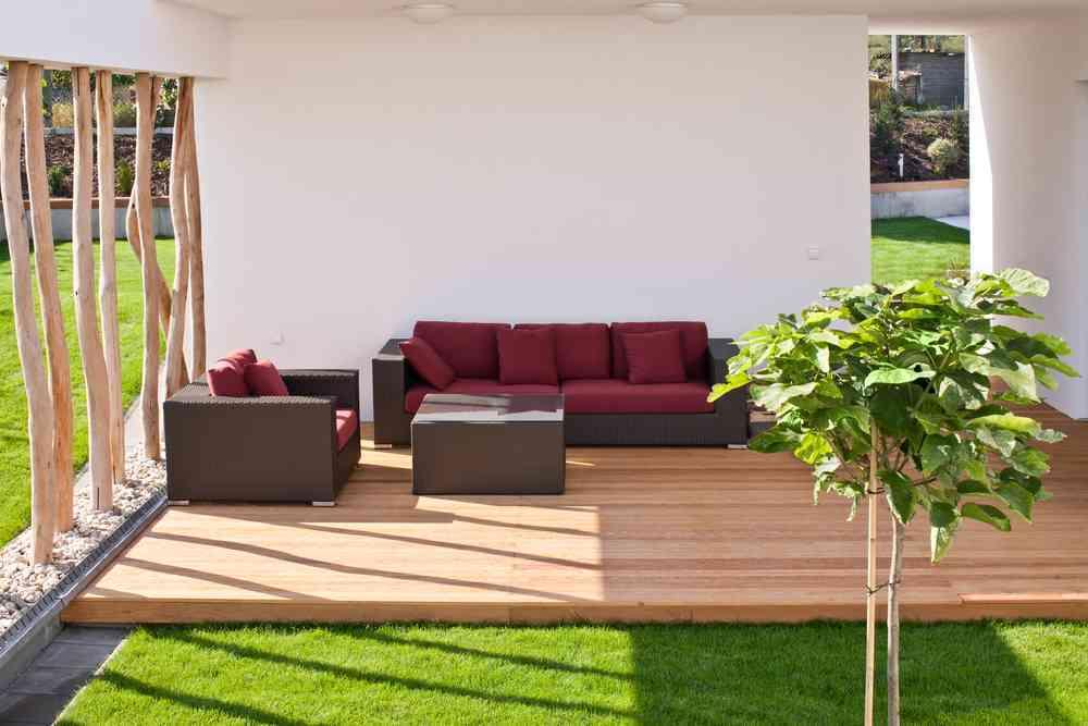 C mo decorar una terraza con encanto - Decoracion terrazas grandes ...
