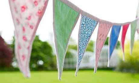 banderines para decorar fiesta