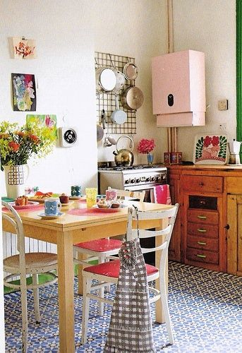 decorar cocinas