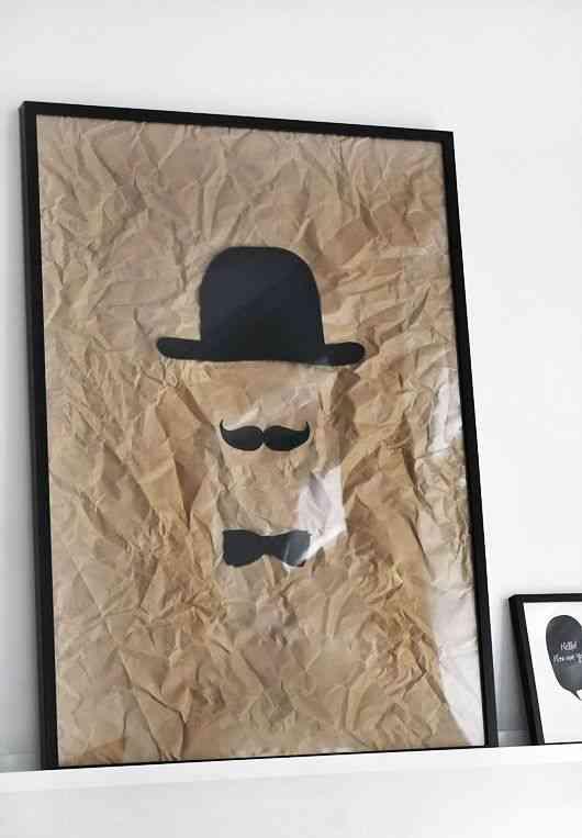 C mo hacer un cuadro de papel para decorar for Comprar cuadros bonitos