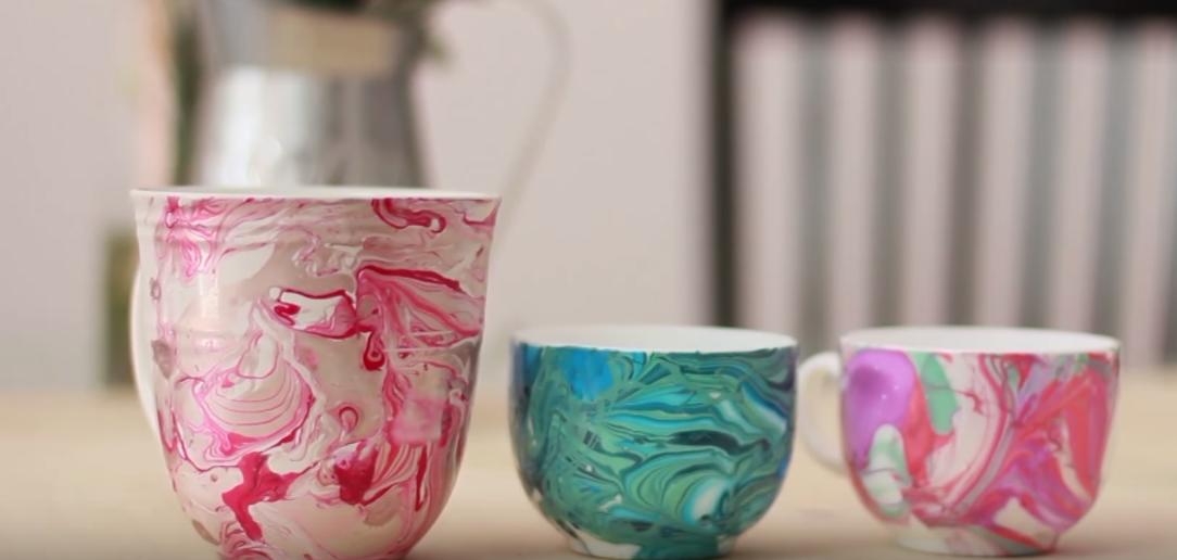 C mo decorar tazas de caf con tus propias manos for Todo ideas originales para decorar