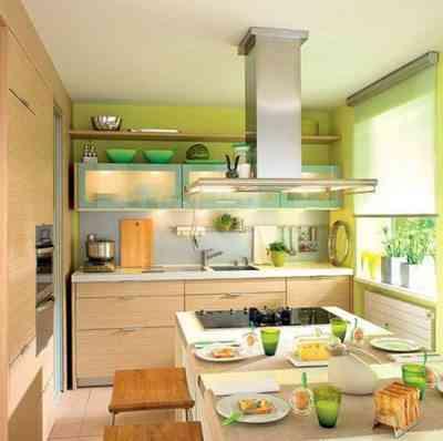 Ideas para decorar un cocina