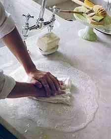 limpiar el marmol
