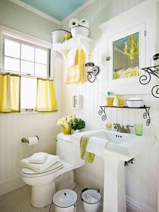 Decoraci n de interiores en amarillo - Decoracion en amarillo ...