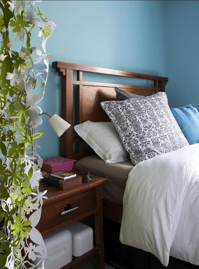 cama - vivir en una habitacion